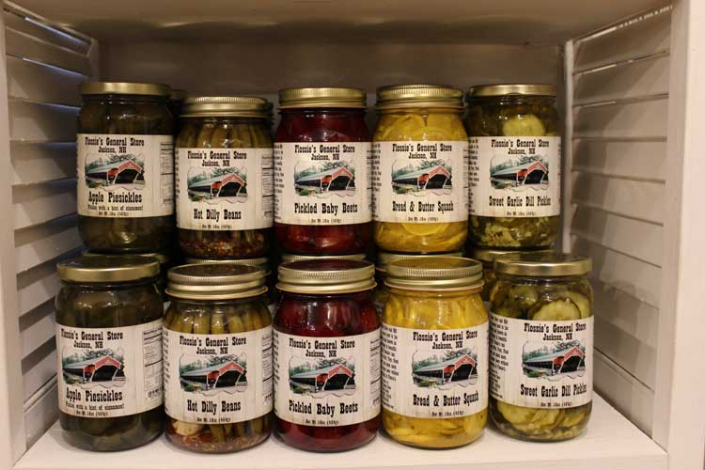 Flossies General Store Pickles and Things