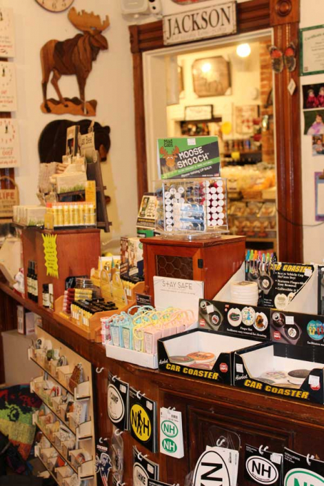 Flossies General Store Front Desk