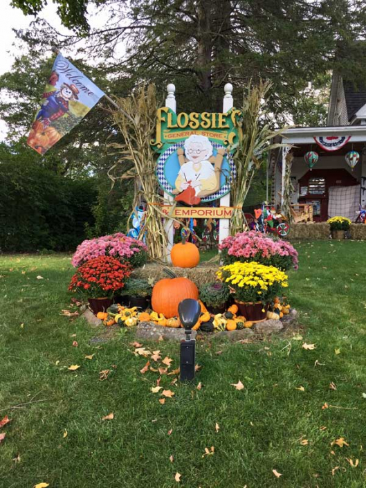 Flossies Front Yard
