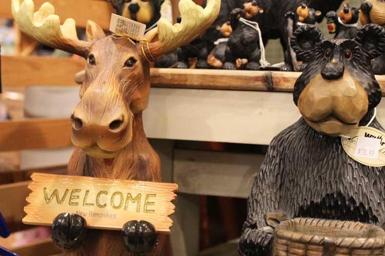 Flossies General Store moose